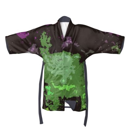 Kimono - Elerium Chemical Explosion Abstract