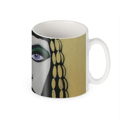'Cleo' Builders Mug