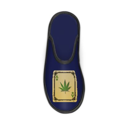 Slippers - Ace of Weed