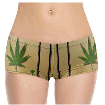 Hot Pants - Ace of Weed Full