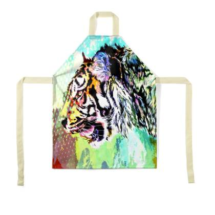 Sumatran Tiger Children's Apron