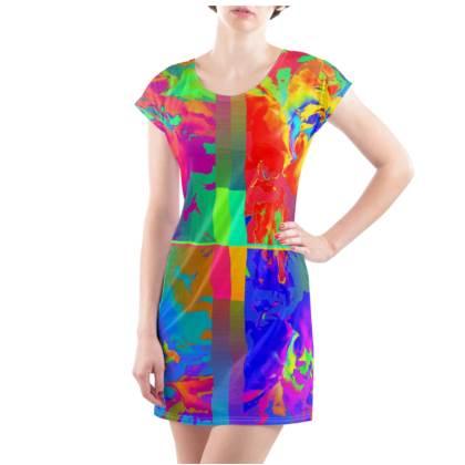 Brilliance T-Shirt Dress - UK Size 22/24 (2XL)