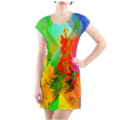 Radiance T-Shirt Dress - UK Size 22/24 (2XL)