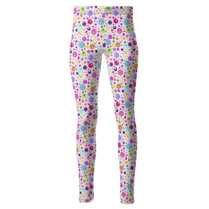Atomic Collection High Waisted Leggings