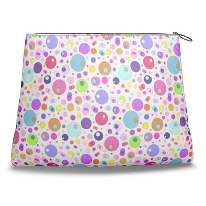 Atomic Collection Clutch Bag