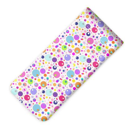 Atomic Collection Glasses Case Pouch