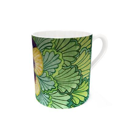 Pansy - Mug