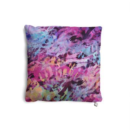 Pillows Set Watercolor Texture 7