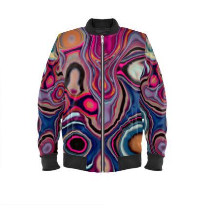 Mens Bomber Jacket Fashion Circle 2