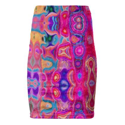 Pencil Skirt Fashion Circle 1