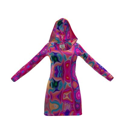 Hoody Dress Fashion Circles 1