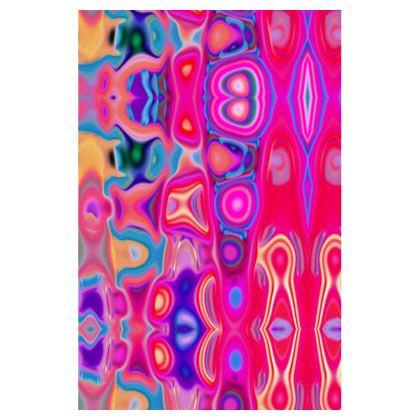Ladies Tunic T Shirt Fashion Circles 1