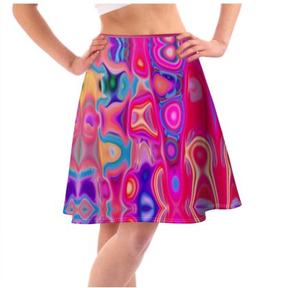 Flared Skirt Fashion Circle 1