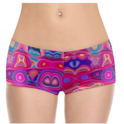 Hot Pants Fashion Circle 1