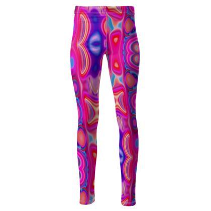 High Waisted Leggings Fashion Circles 1