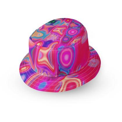 Bucket Hat Fashion Circle 1