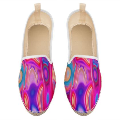 Loafer Espadrilles Fashion Circle 1