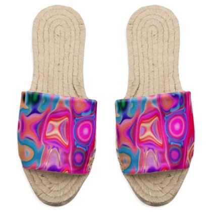 Sandal Espadrilles Fashion Circle