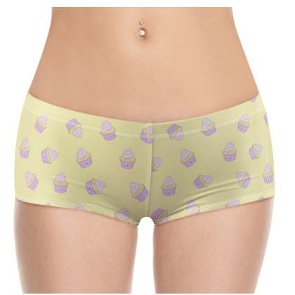 'Hello Cupcake' Hot Pants
