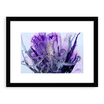 Purple Depth