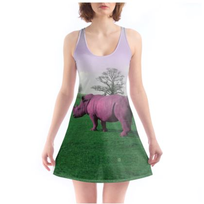Chemise - Pink Rhino