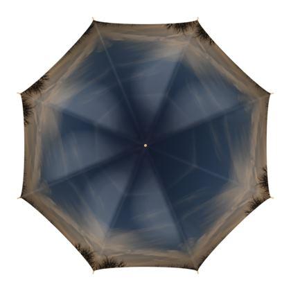 Umbrella - Low Sunset