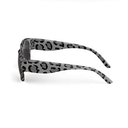 Sunglasses - Snow leopard