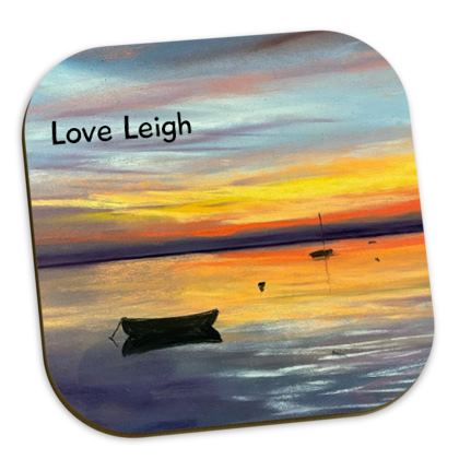 Love Leigh Coasters