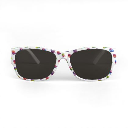Fuzzy Little Bumblebee Sunglasses