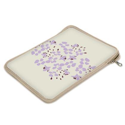 Delicate Blossom iPad Air Slip Case