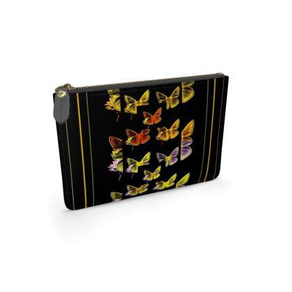 borsetta porta tutto linea Farfalle