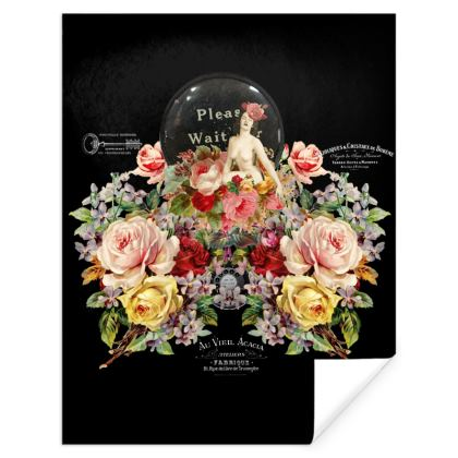 Nuit des Roses for Her Gift Wrap 1