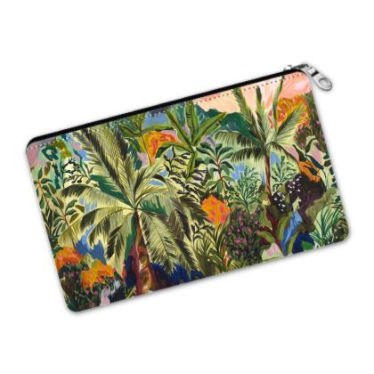 Palm Tree Pencil Case