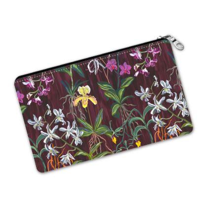 Orchid Pencil Case