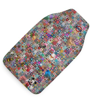 Hot Water Bottle Cover Granny Madness