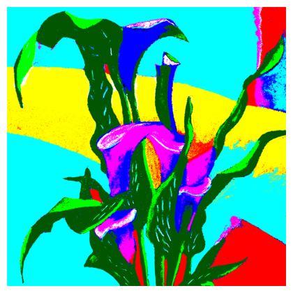 Calla Lilies Cushion