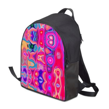 Backpack Fashion Circle 1