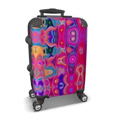 Suitcase Fashion Circle 1