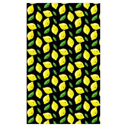 'Just Lemon Know' Ladies Tunic T-Shirt