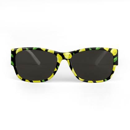 'Just Lemon Know' Sunglasses