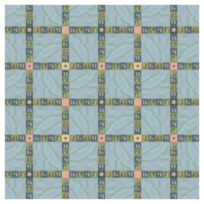 Clystog Igam Ogam - Igam Ogam (zig zag) cushion
