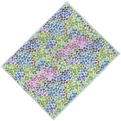 Leopard Skin Multicoloured Collection Towels