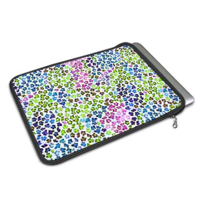 Leopard Skin Multicoloured Collection MacBook Air Cover