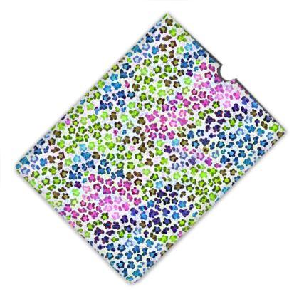 Leopard Skin Multicoloured Collection Leather IPad Mini Case