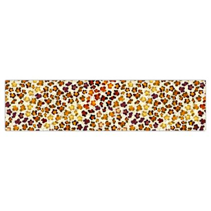 Leopard Skin Collection Dog Lead
