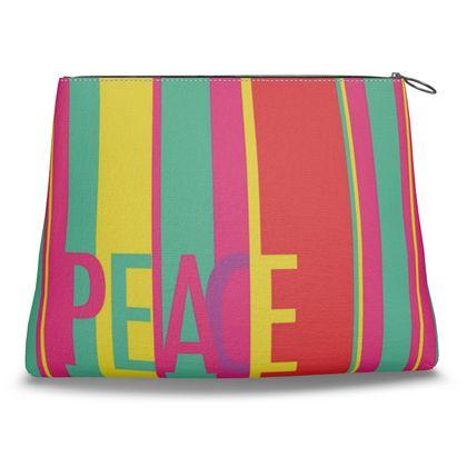 Colourful Clutch Bag