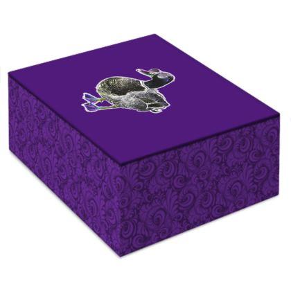 Jewellery Box - Disco Duck