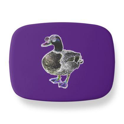 Lunch Box - Disco Duck