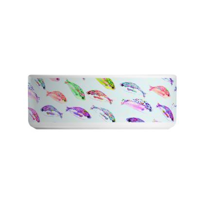 Tropical Fish Collection Ceramic Bowls