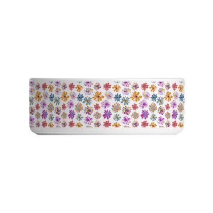 Rainbow Daisies Collection Ceramic Bowls